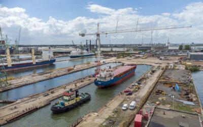 3 new vessels join the Boeckmans fleet